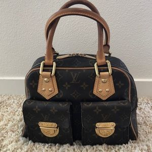 Louise Vuitton Manhattan PM